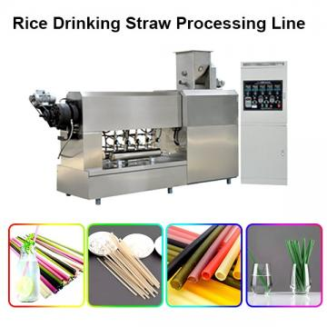 Quality Rice Straw Pasta Macaroni Processing Machinery Plant