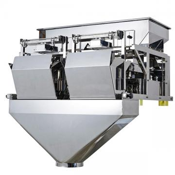 4 Head Linear Weigher Packaging Machine for Filling Rice Powder