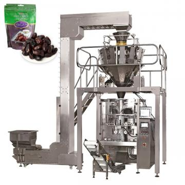 High Speed Granules Packaging Machine with 4 Head Linear Weigher