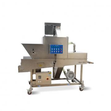 Preduster Flouring Machine for Burger Meat and Poultry