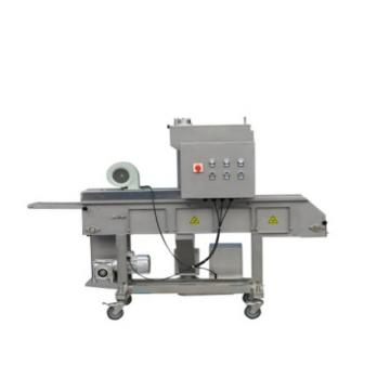 Fried Chicken Bread Crumbs Coating Batter Breading Machine