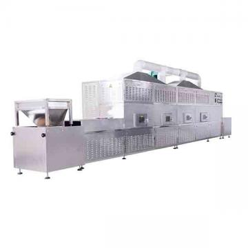 Continuous Vacuum Microwave Drying Sterilizing Machine