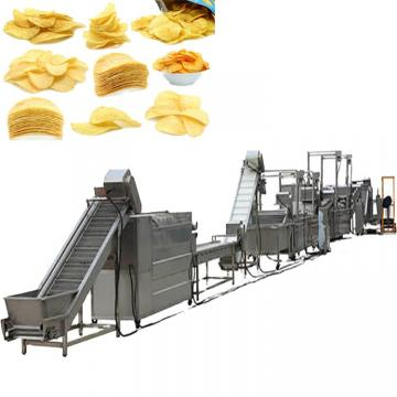 Potato Chip Machine French Fries / Potato Chips Production Line