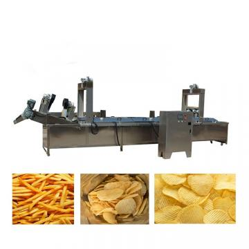 Automatic Banana Slice /Potato Chips /Frozen French Fries Production Line