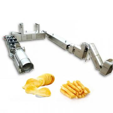 Commercial Potato Chip Maker Machine/ Automatic Potato Wafers Making Machine